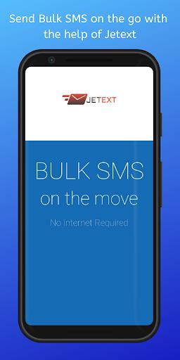 Jetext Bulk SMS  screenshots 1