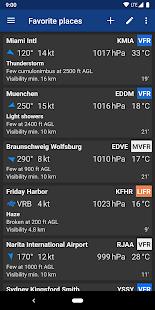 Avia Weather - METAR & TAF 2.12.6 Screenshots 7