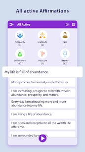 Daily Affirmations – Fill your day with positivity (PRO) 1.5 Apk 2