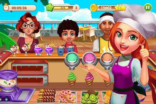 Cooking Talent - Restaurant manager - Chef game  screenshots 2
