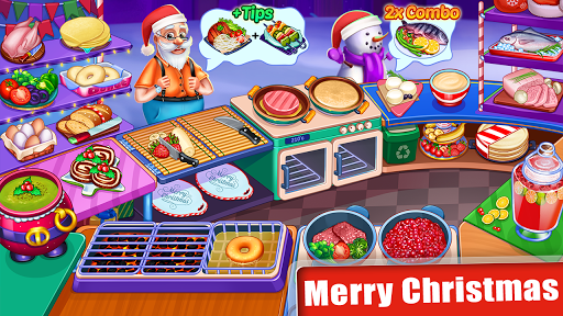 Cooking Express : Food Fever Cooking Chef Games screenshots 6