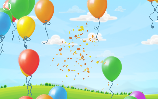 Balloon Pop for toddlers. Learning games for kids 1.9.2 Screenshots 6