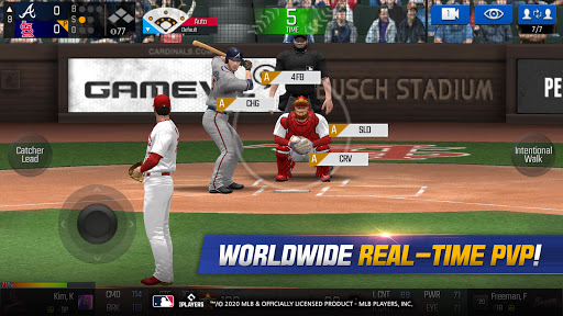 MLB Perfect Inning 2020 apkslow screenshots 2