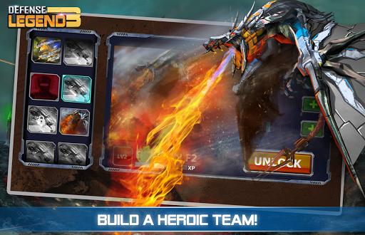 Defense Legend 3: Future War 2.7.2 screenshots 5