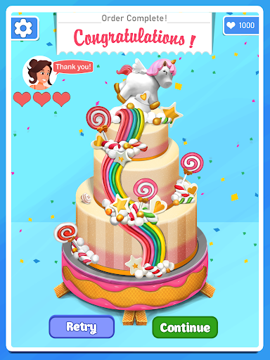 Perfect Cake Maker 0.8 screenshots 2