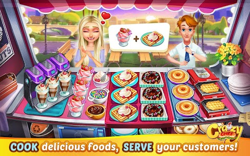 Crazy Chef: Fast Restaurant Cooking Games 7