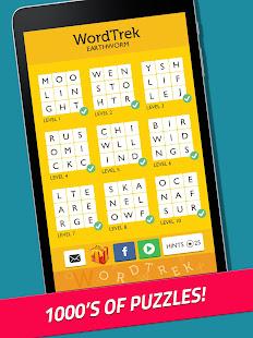 Word Trek - Word Brain streak - hand made puzzles
