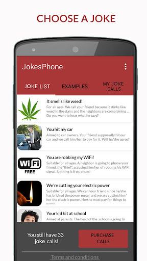 JokesPhone - Joke Calls 2.2.201120.139 screenshots 1