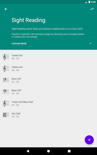 Perfect Ear - Music Theory, Ear & Rhythm Training 3.8.56 Screenshots 21
