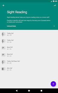 Perfect Ear - Music Theory, Ear & Rhythm Training 3.9.8 Screenshots 14