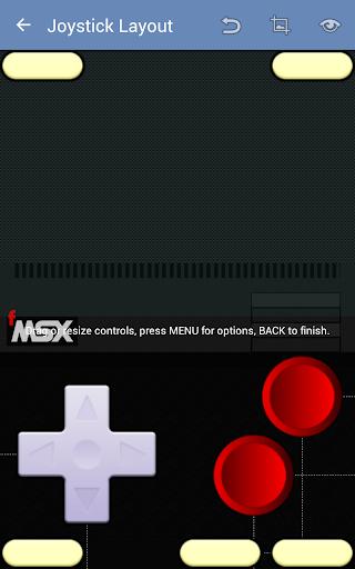 fMSX - Free MSX Emulator  screenshots 4