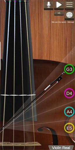 Violin Real 1.4 screenshots 7