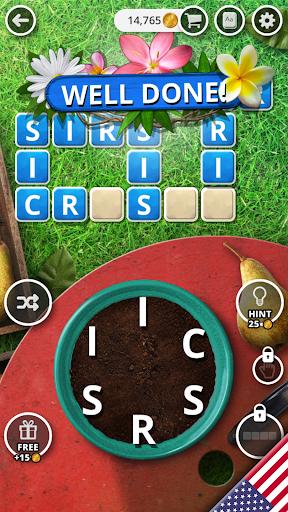Garden of Words - Word game  Screenshots 7