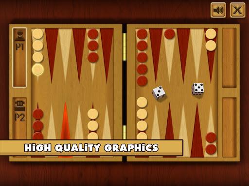 Backgammon Multiplayer  Screenshots 8