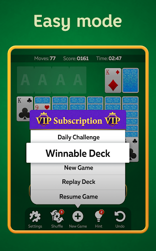 Solitaire Play - Classic Free Klondike Collection  screenshots 20