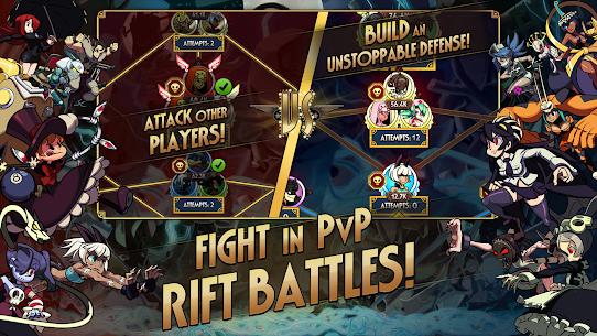 Skullgirls: Fighting RPG Mod 4.5.3 Apk [Unlimited Money] 5