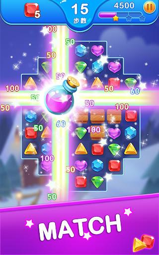 Jewel Blast Dragon - Match 3 Puzzle 1.19.10 screenshots 7
