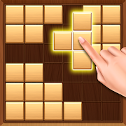 Wood Block - Classic Block Puzzle Game