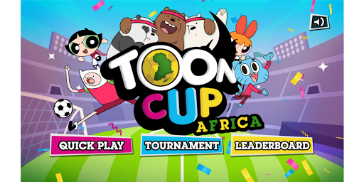 Cartoon Football Africa (free, offline, fun) 1.4.0 screenshots 1