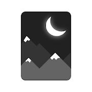 Monotone - Dark Icon Pack app thumbnail