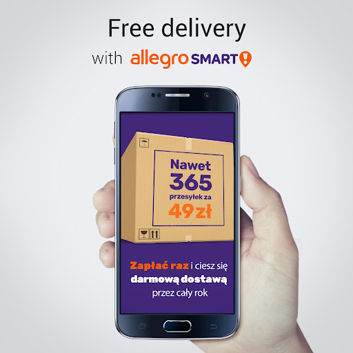 Allegro - convenient and secure online shopping 6.55.1 screenshots 1