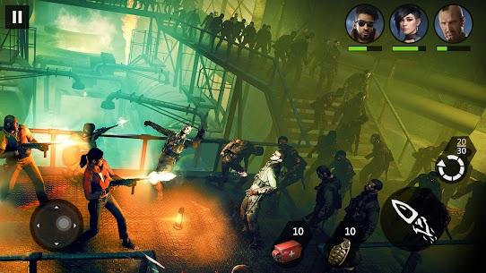 Zombie Critical Strike Mod Apk- New Offline FPS (Unlimited Money) 6