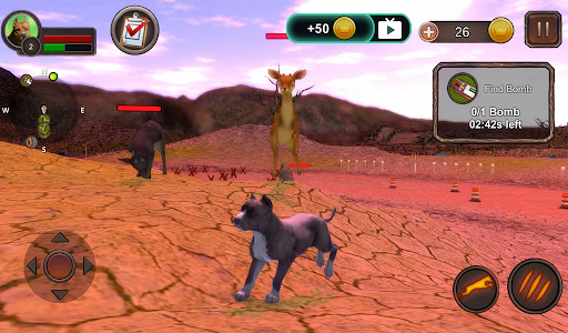 Pitbull Dog Simulator 1.0.3 screenshots 15