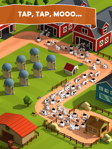 Idle Cow Clicker Games: Idle Tycoon Games Offline 3.1.4 screenshots 8