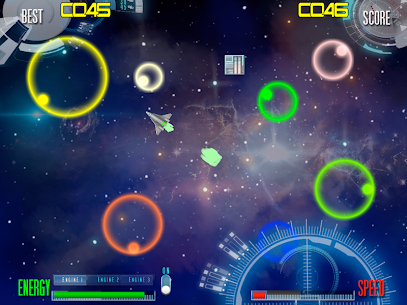 Space Energy Circles Hack Game Android & iOS 1