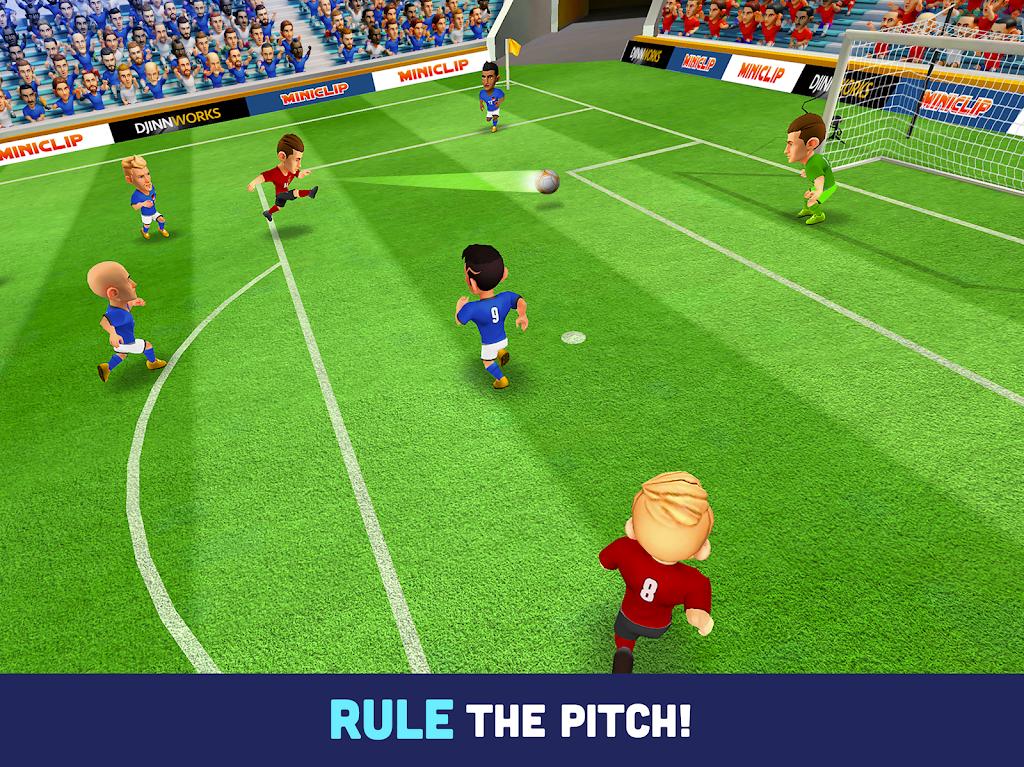 Mini Football poster 16