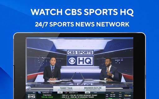 CBS Sports App - Scores, News, Stats & Watch Live apktram screenshots 10