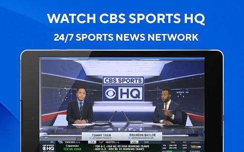 CBS Sports App - Scores, News, Stats & Watch Live 10.23 Screenshots 10