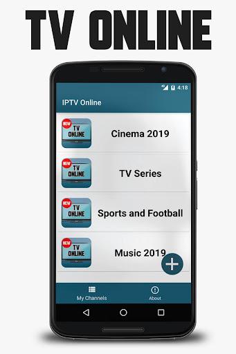 Foto do IPTV Online
