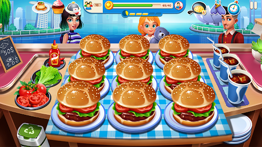 Cooking Travel - Food truck fast restaurant android2mod screenshots 1