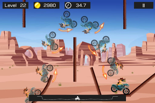 Top Bike - best physics bike stunt racing game filehippodl screenshot 4