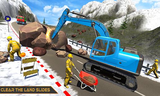 stone cutter heavy excavator simulator 20 hack