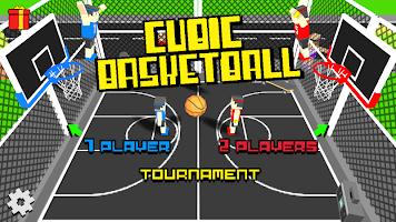 Cubic Basketball 3D