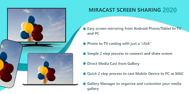 Miracast Screen Sharing App For Pc   How To Install (Windows & Mac) 1