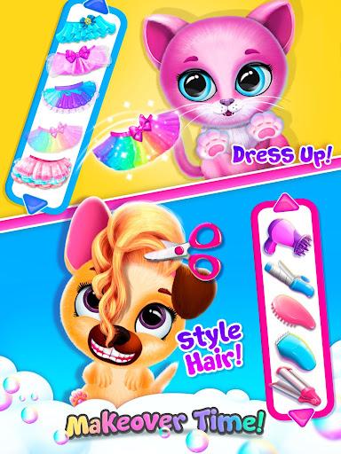 Kiki & Fifi Bubble Party - Fun with Virtual Pets  Screenshots 23