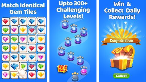 Gem Match 3d - Perfect Tile Matching Games 2020  screenshots 23