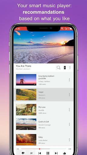 Free Music - Red Plus 1.89 Screenshots 2