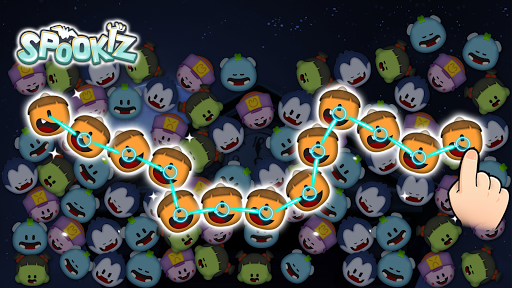 Funny Link Puzzle - Spookiz 2000 1.9981 screenshots 18