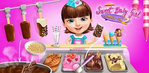 Sweet Baby Girl Summer Fun 2 - Sunny Makeover Game APK 0