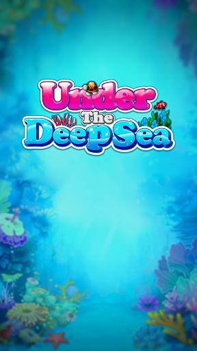 Under the Deep Sea: Jewel Match3 Puzzle 1.1.1 screenshots 2