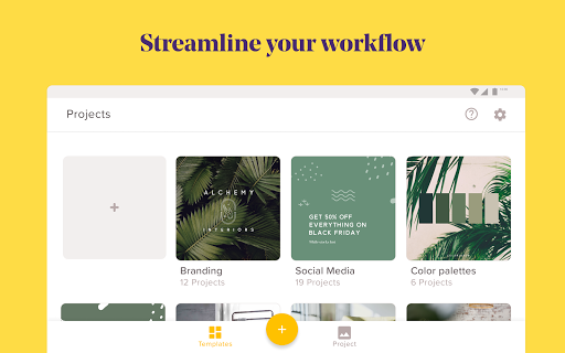 Over: Graphic Design, Photo Editor & Logo Maker  Screenshots 13
