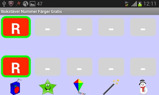 Bokstäver Nummer Färger Gratis For PC Windows (7, 8, 10, 10X) & Mac Computer Image Number- 18
