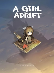 A Girl Adrift MOD (Unlimited Resources) 1
