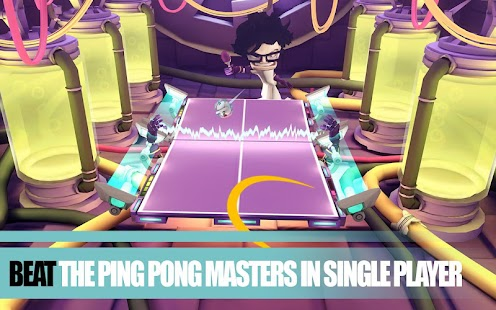 Power Ping Pong Screenshot