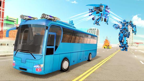 Fireball Bus Robot Transform 1.8 screenshots 2