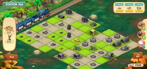 Merge train town! (Merge Games) screenshots 7